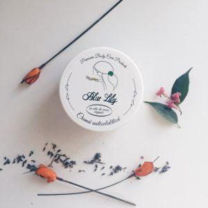 Crema anticelulitica Blue Lily