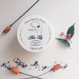 Unt de corp Blue Lily